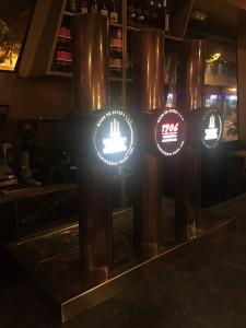 Tiradores de cerveza Estrella Galicia