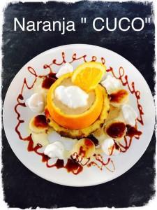 "Naranja ""Cuco"""